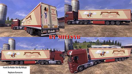 Frank De Ridder trailer