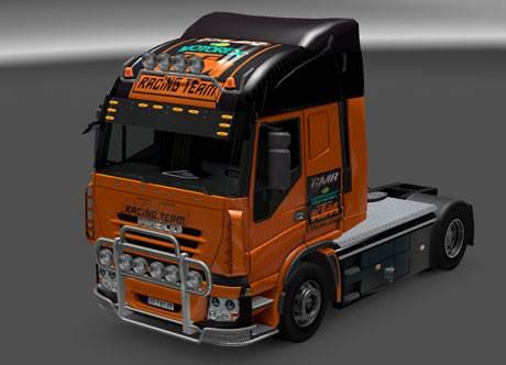 Iveco KTM Racing Team skin