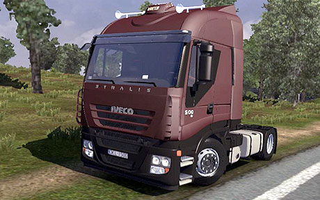 Iveco Stralis ASII 500