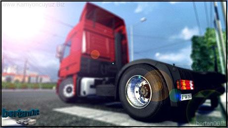 Mercedes-Benz Realistic Wheels