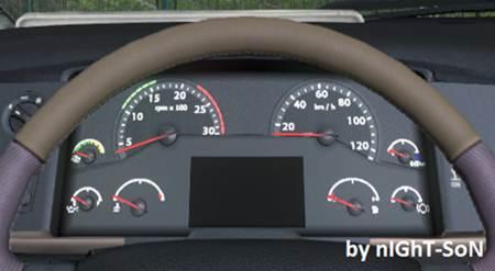New Volvo FH16 Dashboard