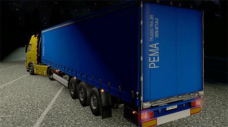 Pema trailer
