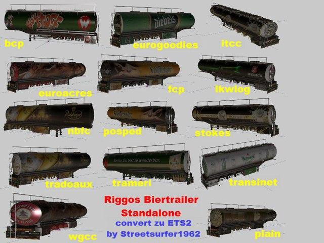 Riggos Biertrailer