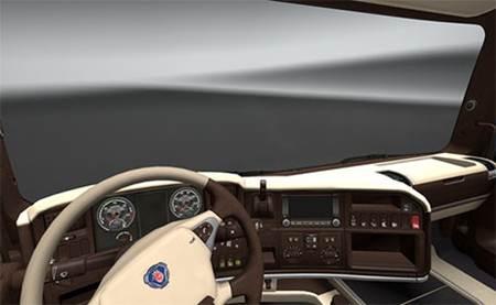 Scania Brow