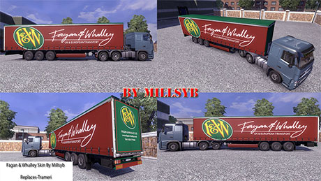 Whalley trailer