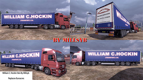 William C Hockin trailer