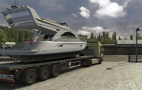 Yacht Trailer