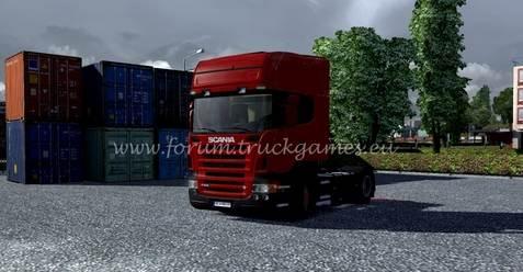 Anaheim-Scania converted by Petrik