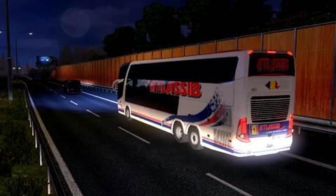 Atlassib ROMANIA Bus Skin