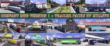 Company mod v1 and trailers