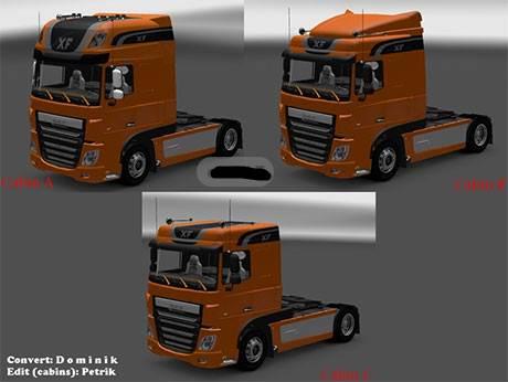DAF XF105 EURO 6