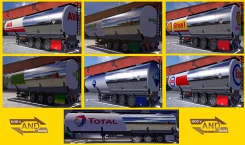 Diesel Trailer