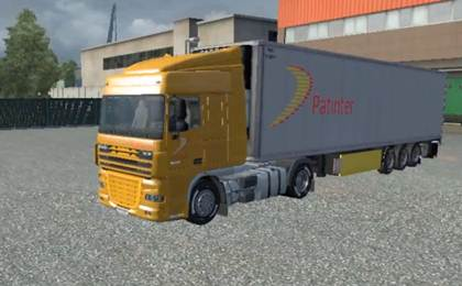 Mega Skin Pack PATINTER ETS2 by The_trucker5