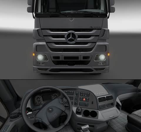 Mercedes Benz Real Logo For Ets 2 V 1 3 Ets2planet Com
