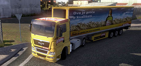 Ožujsko Truck and Trailer Skin