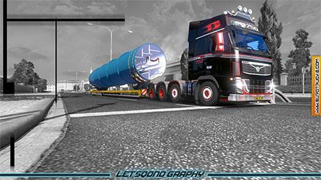 Oversizeload Transport Trailer