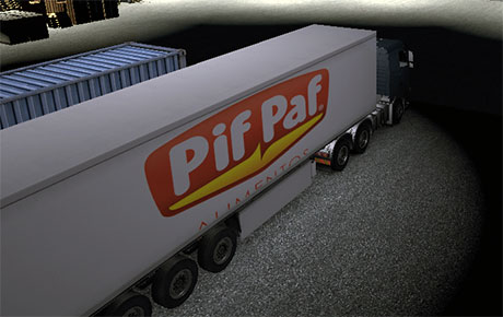 Pif Paf Trailer Skin