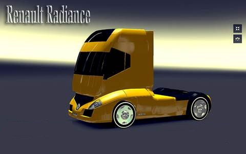 Renault Radiance V1.0 Beta