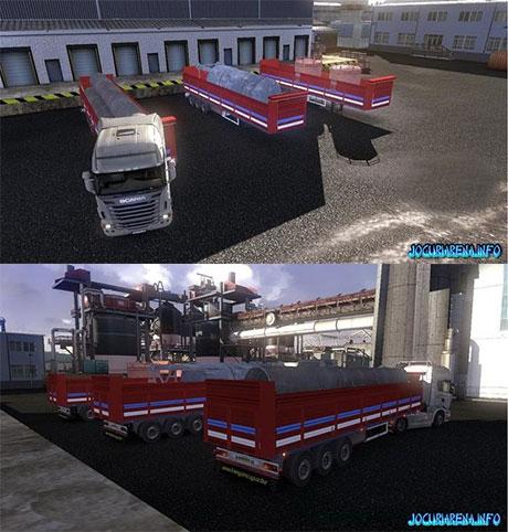 SAL Dorse trailer