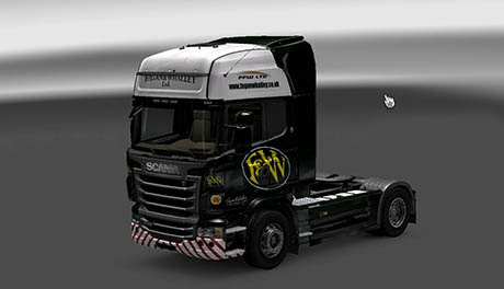 Scania Fagan & Whalley Skin