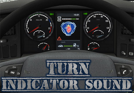 Scania Indicator Sound