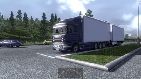 Scania Mega-Giga Tuning 2013