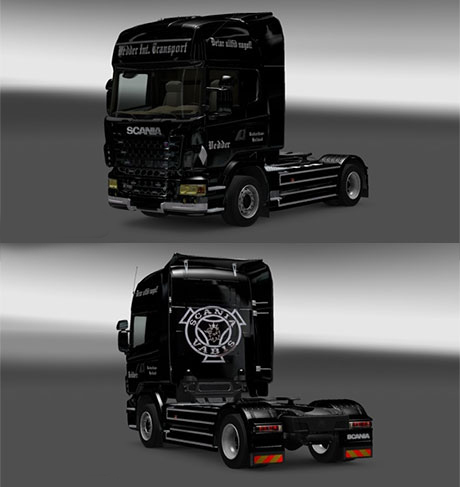 Scania Skin Vabis