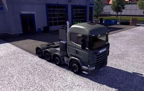 Scania Upgrade V1.0