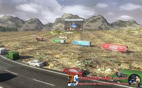 TruckSim Map 2.0