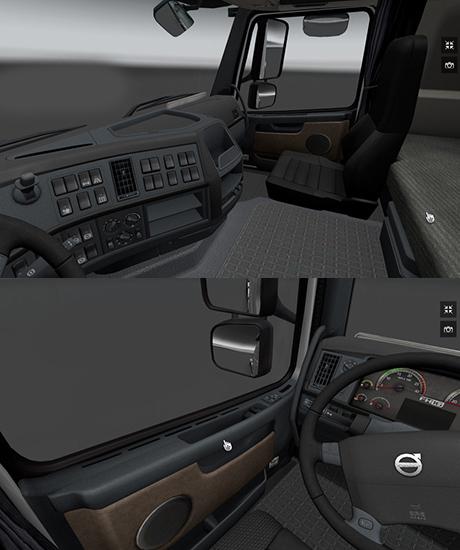 Volvo FH 16 Interior V 1.3.1