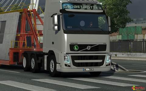 Volvo FH13 XL