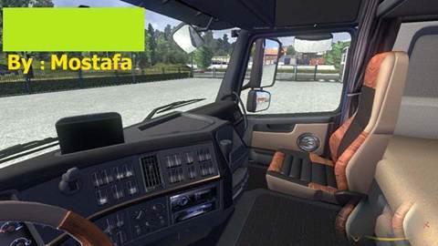 Volvo Interior