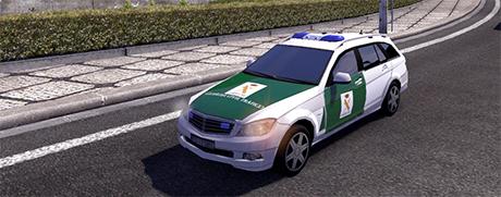 AI Car Guardia Civil