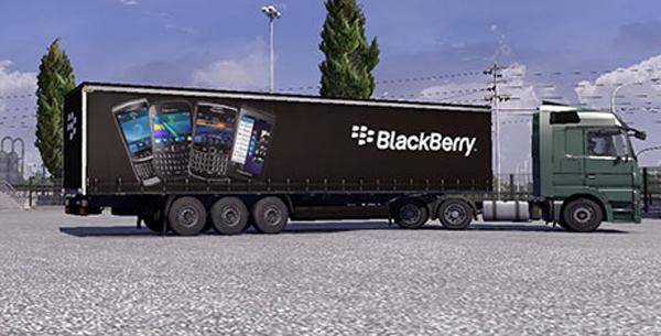 Blackberry trailer