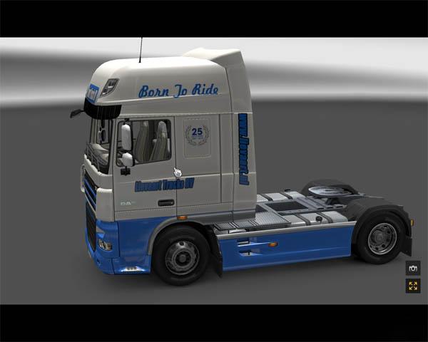 DAF Lievaart Truck skin BV
