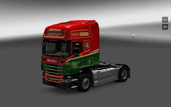 Demstrup Autotransport
