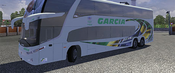 Garcia G7 1800DD skin