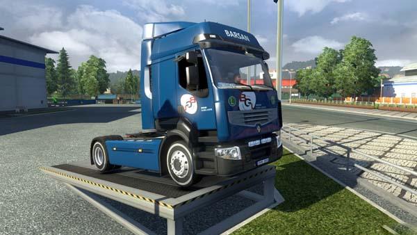 Global Logistik Barsan Renault Premium