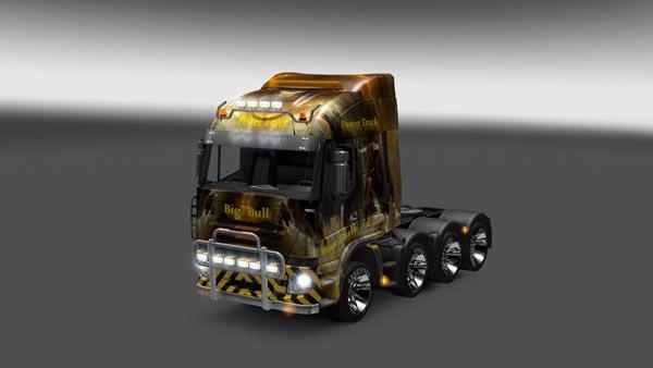 Iveco Big Bull Mod