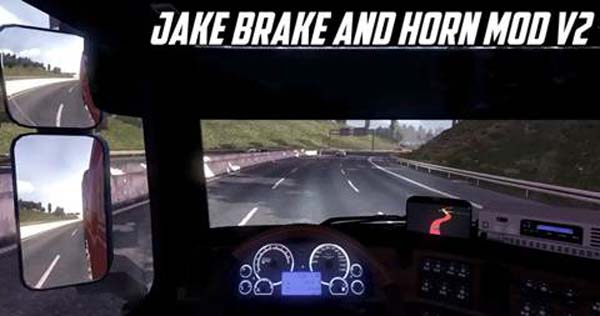 Jake Brake and Horn Mod