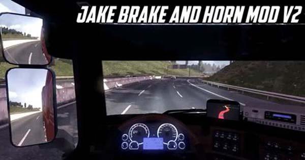Jake Brake and Horn Mod