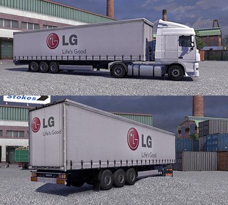 LG trailer