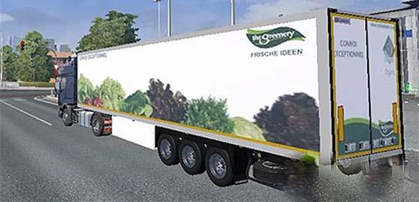 Lambert SR2 trailer
