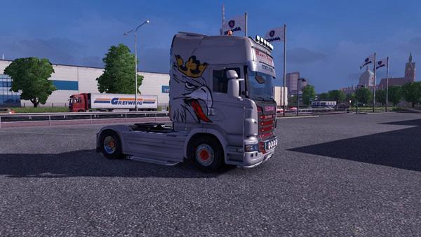 Marti Trans Skin for Scania