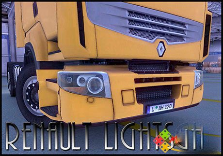 Renault Premium Lights