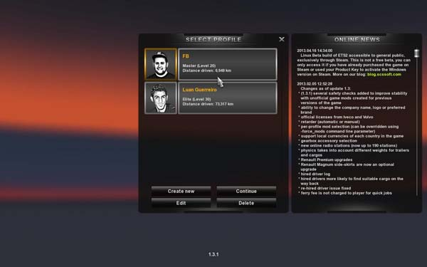 ets2 how to change profile name