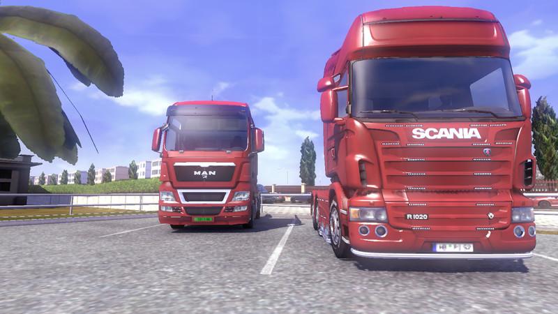 Scania Extreme Tuning Shop V 14