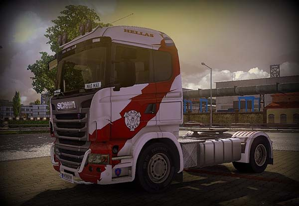 Scania Greece