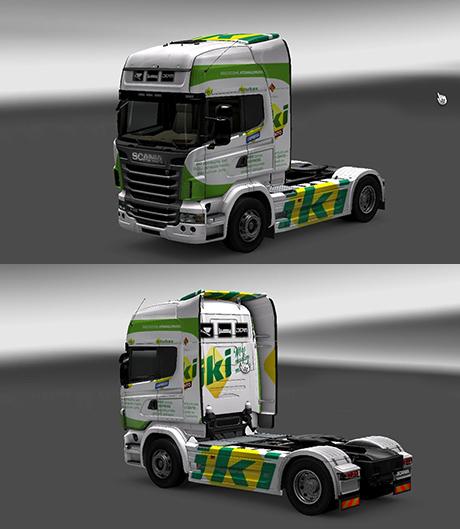 Scania IKI Skin