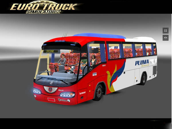 Scania Irizar Bus Mods beta